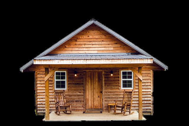 fundament punktowy pod domek drewniany