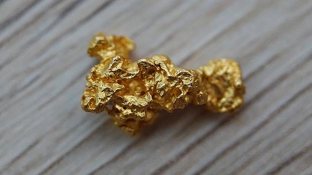 samorodek złota w polsce
