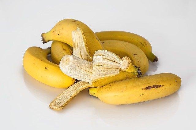 skórki od banana jako nawóz